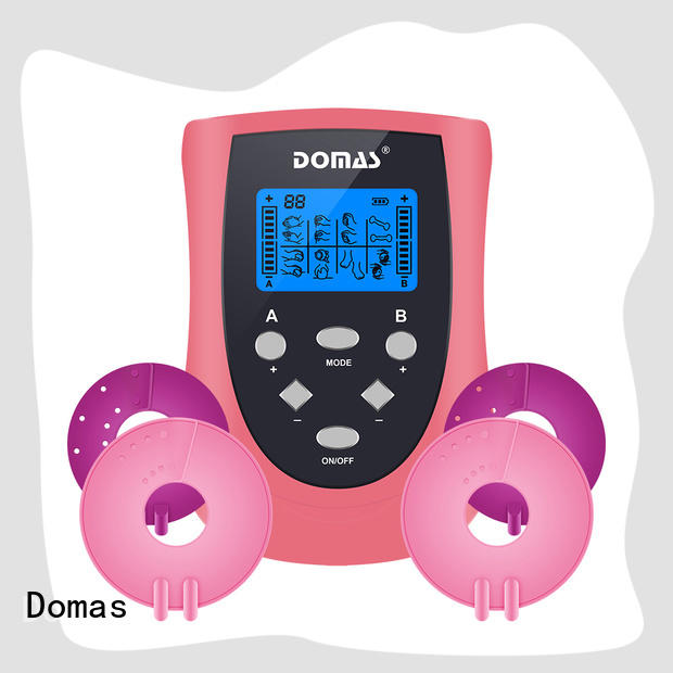 New electrode pain therapy dual port for household