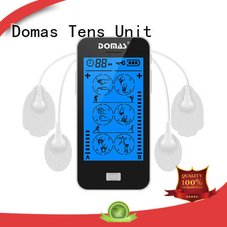 medical touch screen tens unit massager Supply for household