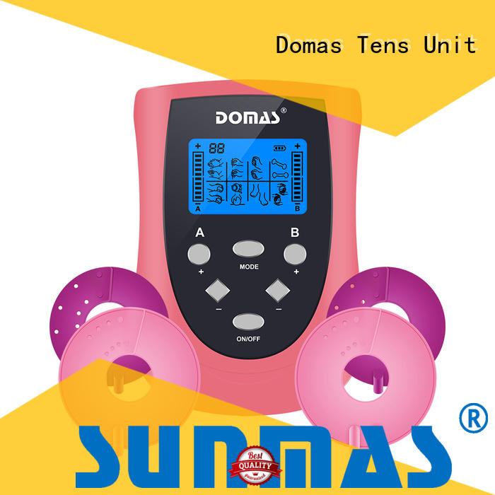 Domas auto off breast massage stimulator factory for household
