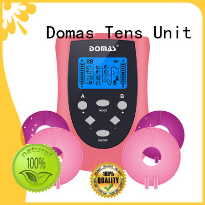 electric tens pain relief dual port design for home