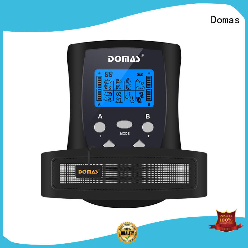 Domas polyester electric muscle stimulation factory for sports