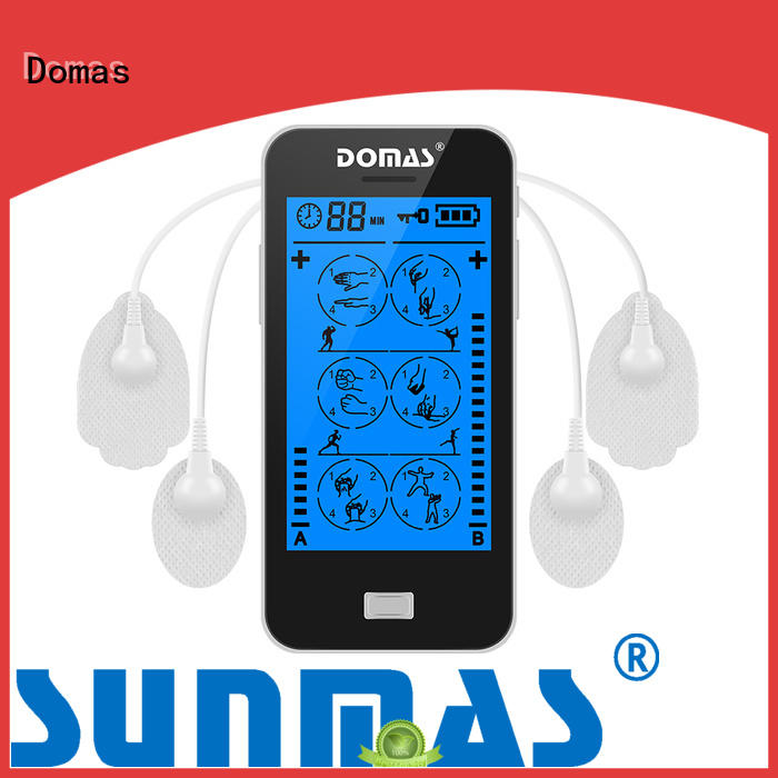 Domas electric pulse therapy for back pain for business for household