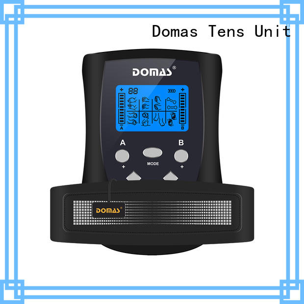 Domas silicon back stimulation machine factory for outdoor