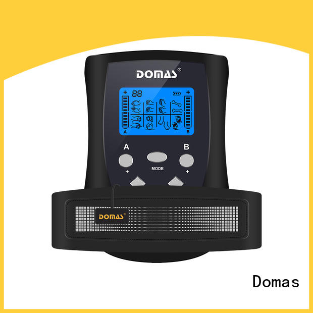 Domas electrical at home electric muscle stimulator company for adults