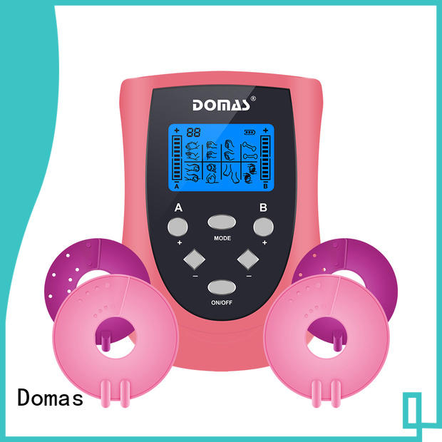Domas dual port electrical stimulation machine for home use for business for aged