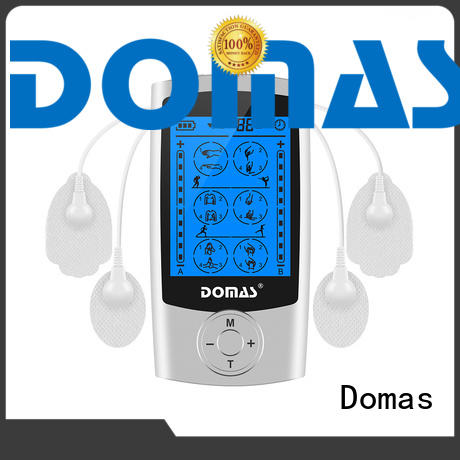 Domas dual port pulse massager inquire now for home