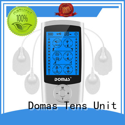 Domas rechargeable breast tens unit design for home