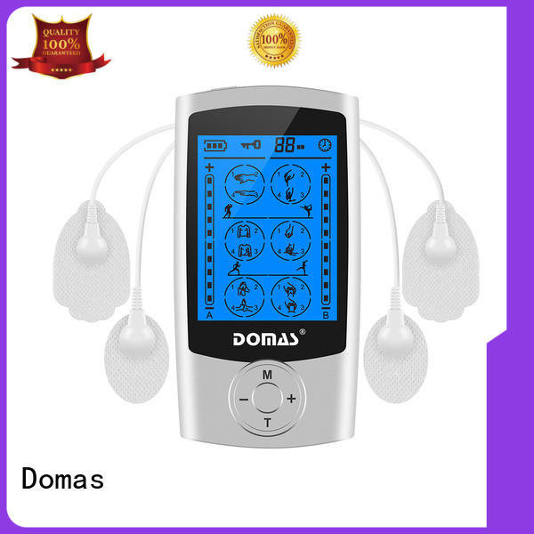 Domas rechargeable pulse massager for business for household