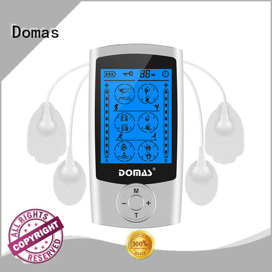 Domas low frequency pulse massager with good price for household