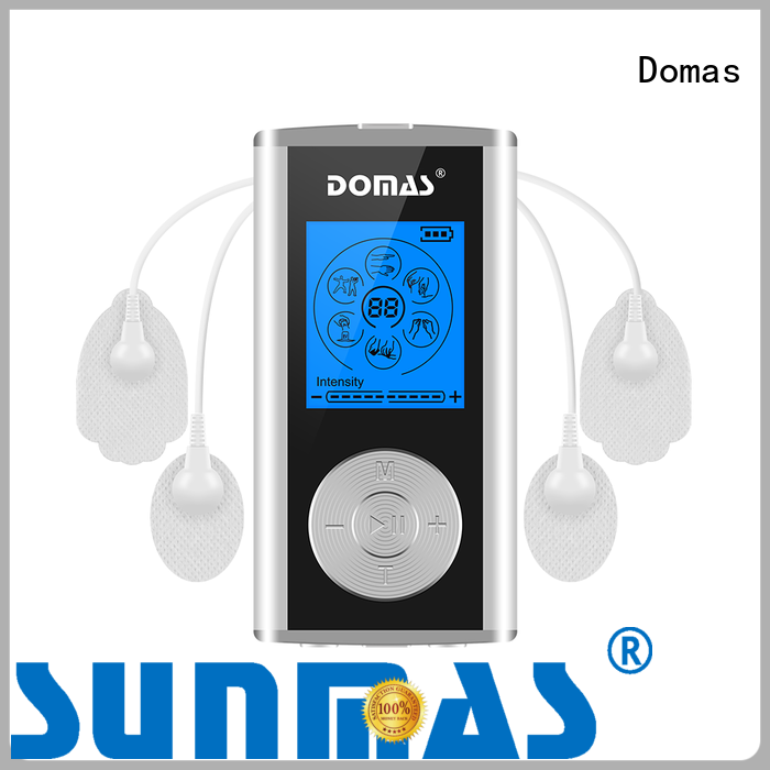 Domas multiple electronic pulse massager design for home