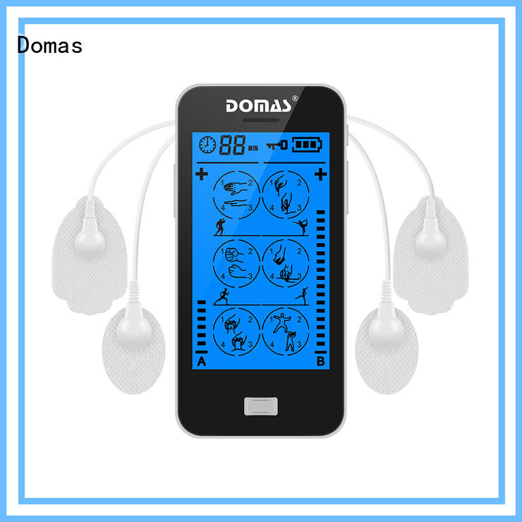 Domas dual port tens apparatus company for household