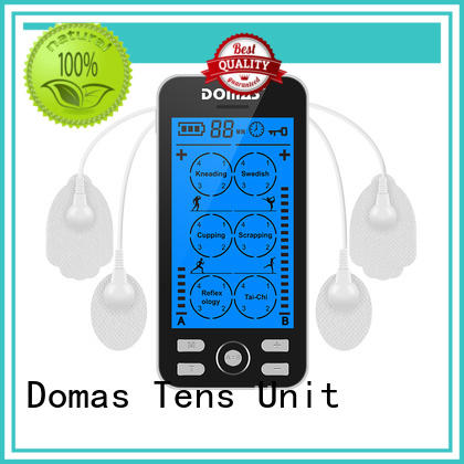 Domas Custom tens device for business for household