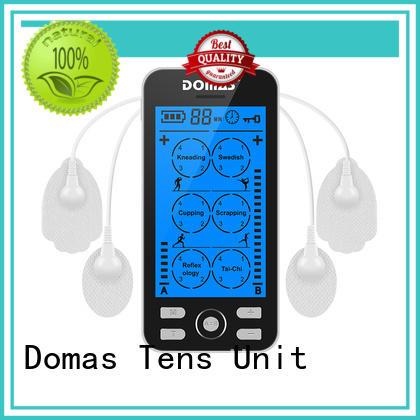 Domas Custom tens device for business for household