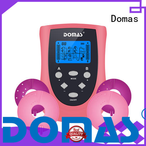 Domas dual port electric pulse machine factory for household