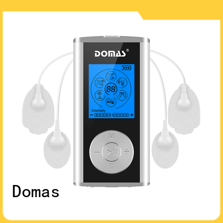 Domas dual port battery operated tens unit Supply for home