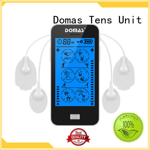 touch screen tens environmentally for adults Domas