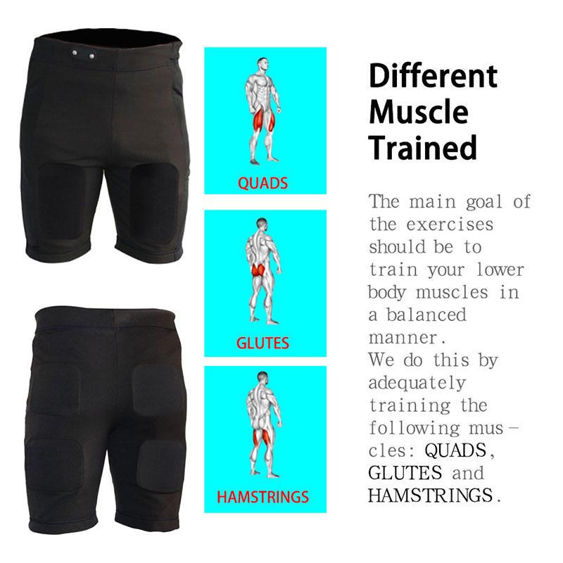 SUNMAS ems muscles training wireless pulse stimulator massager muscle toning fitness bodybuilding machine