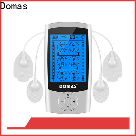 Domas device back electrical stimulation machine manufacturers for household