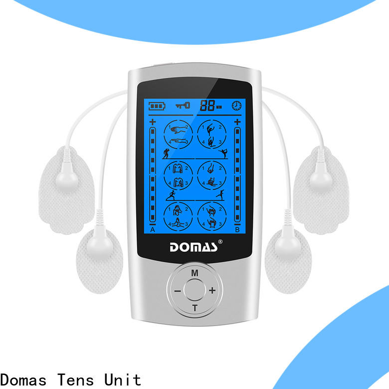 Wholesale therapeutic tens unit device factory for home