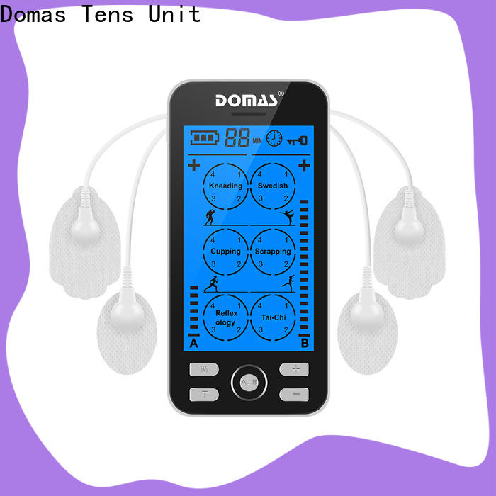 Domas Wholesale classic tens machine factory for household