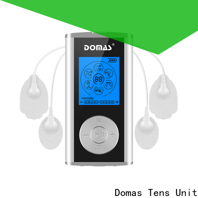 Domas rechargeable physical therapy stimulation machine for business for household