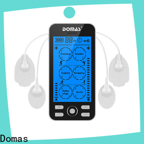Domas rechargeable muscle pulse massager Supply for household