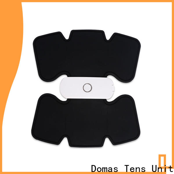 Domas massager physio electrical stimulation company for household