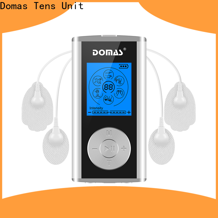 Domas dual port physiotherapy tens machine cost company for home