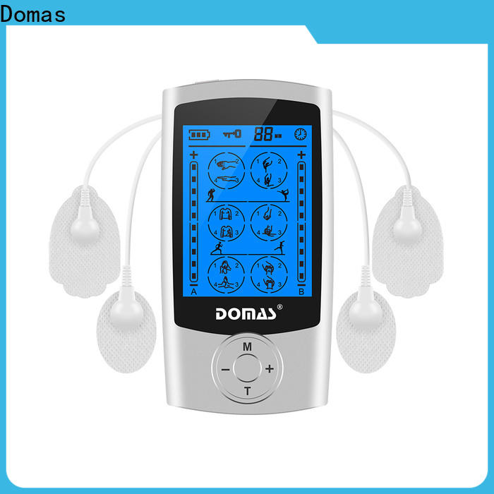 Domas dual port top ten tens machines Supply for home