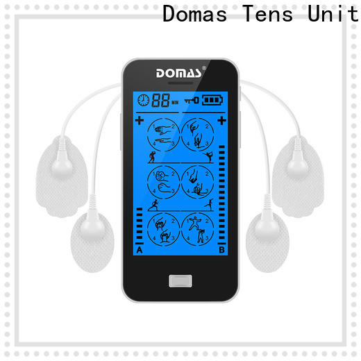 Domas nerve stimulate electrotherapy tens machine for business for adults