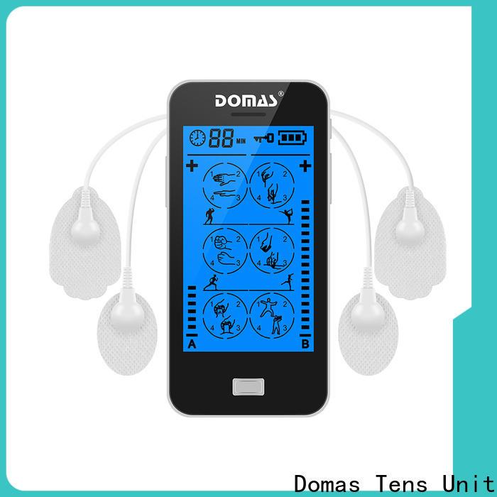 Domas tens unit brain stimulation for home