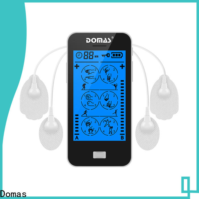 Domas transcutaneous portable electric stim machine Suppliers for adults